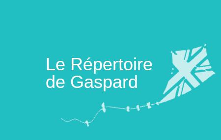 Le Répertoire de Gaspard