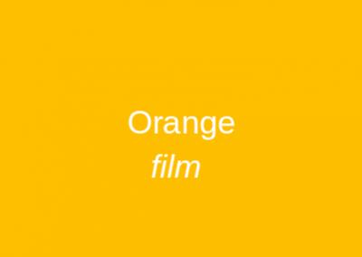 Orange – film institutionnel